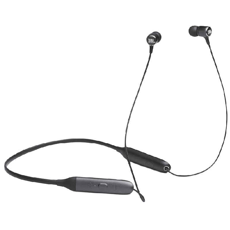 JBL In-Ear Bluetooth Earphones (Live220BT, Black)