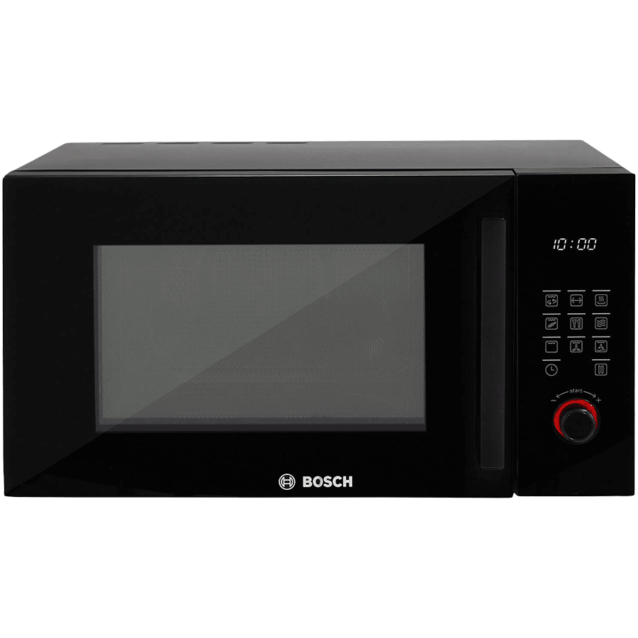Bosch Serie 4 32 Litre Convection Microwave Oven (HMB55C463X, Black)_1