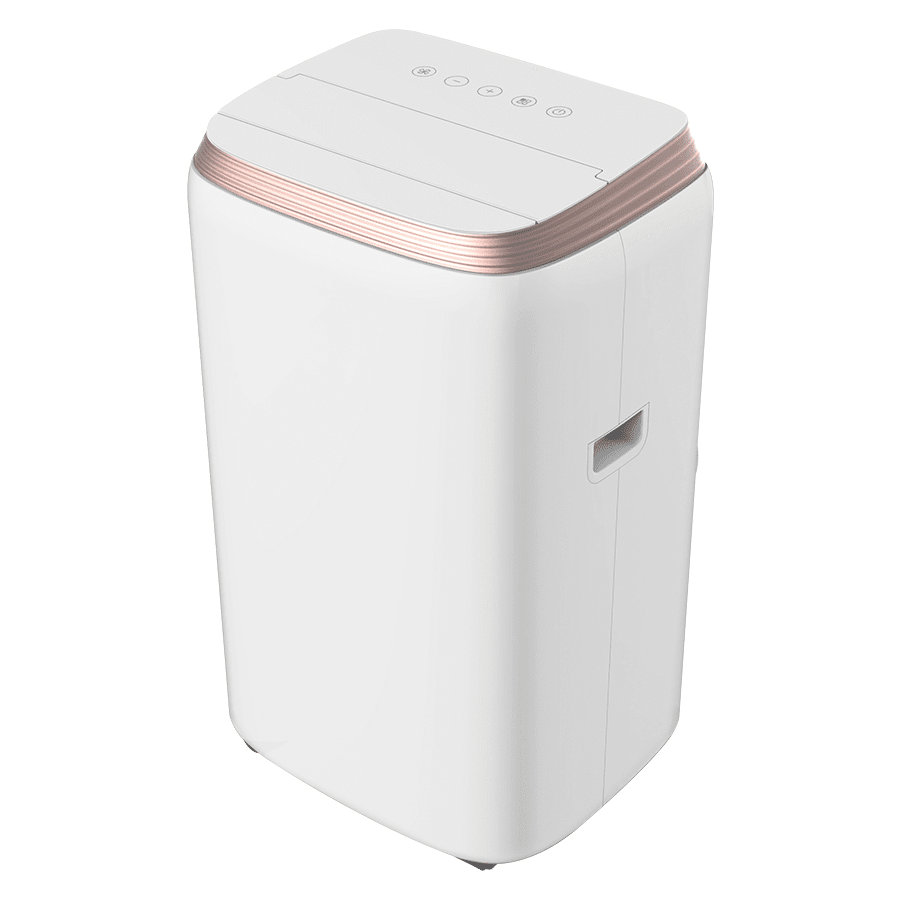 Lloyd 1 Ton Portable AC (Copper Condenser, LP12B01TP, White)