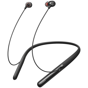 Oppo Enco Q1 In-Ear Wireless Earphones (EWN00, Midnight Black)