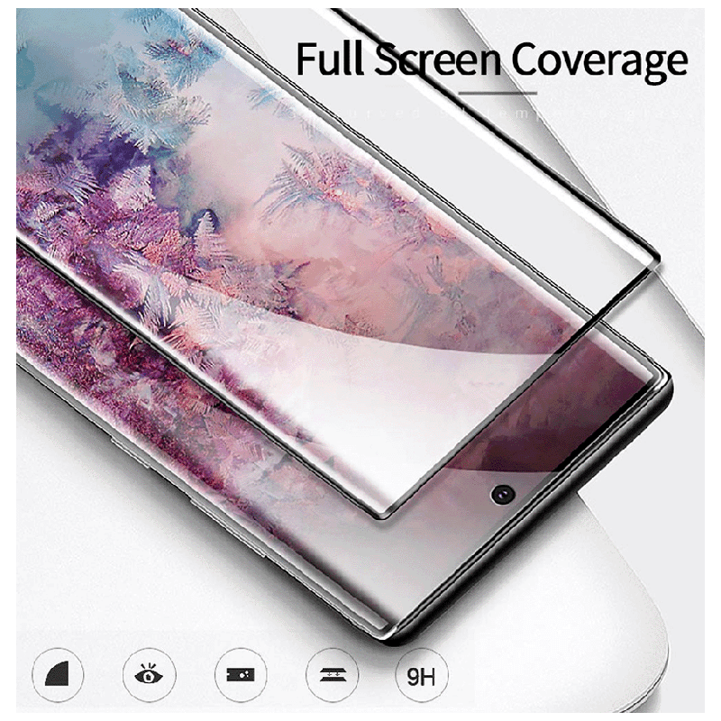Scratchgard 3D Screen Protector for Samsung Galaxy Note 10 Pro (Transparent)_3