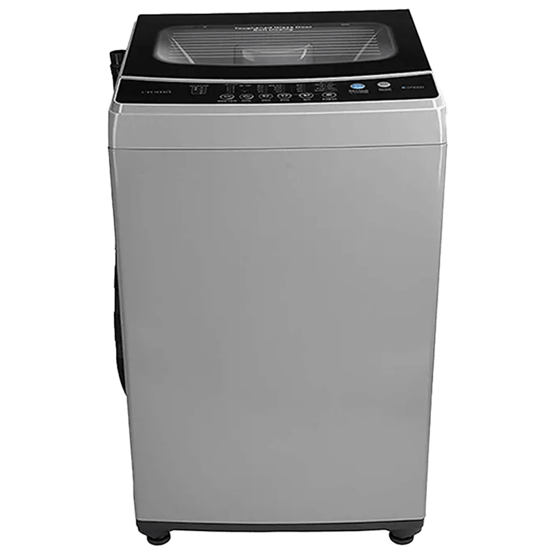 Croma 7 Kg Fully Automatic Top Load Washing Machine (CRAW1401, Grey)