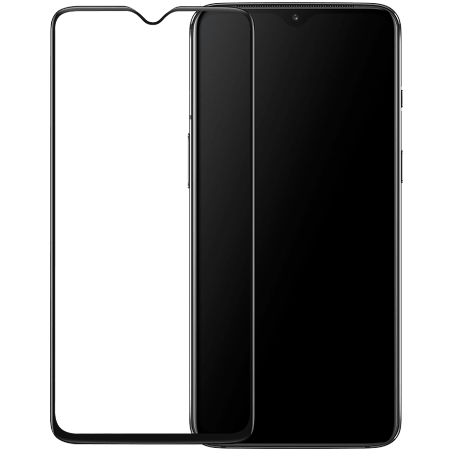 OnePlus 7 3D Tempered Glass Screen Protector (5431100089, Black)_1