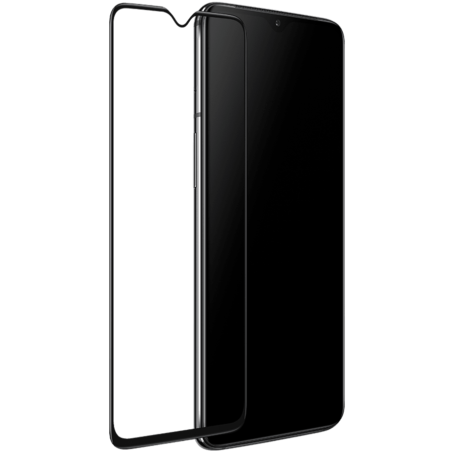 OnePlus 7 3D Tempered Glass Screen Protector (5431100089, Black)_4