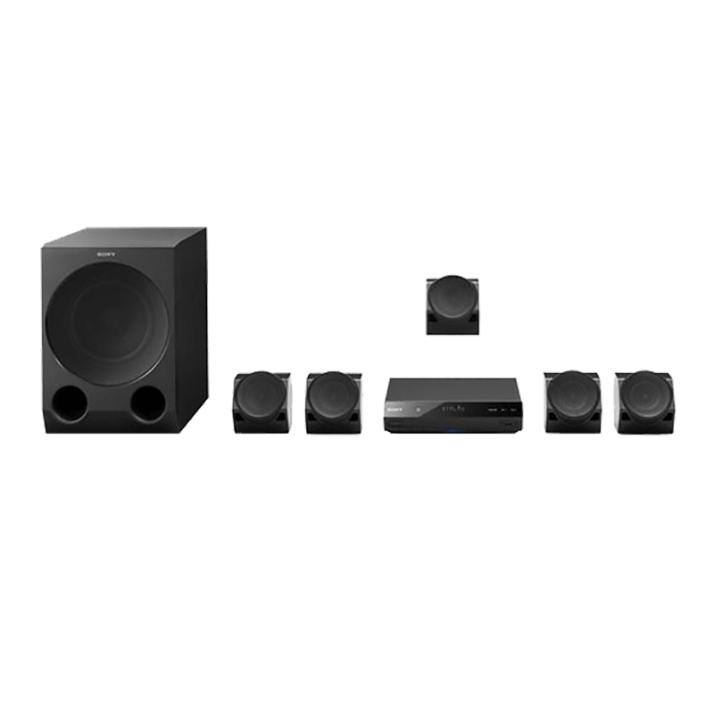 Sony 5.1 Channel 1000 W Dolby Digital Home Theatre System (Bluetooth Technology, HT-IV300, Black)