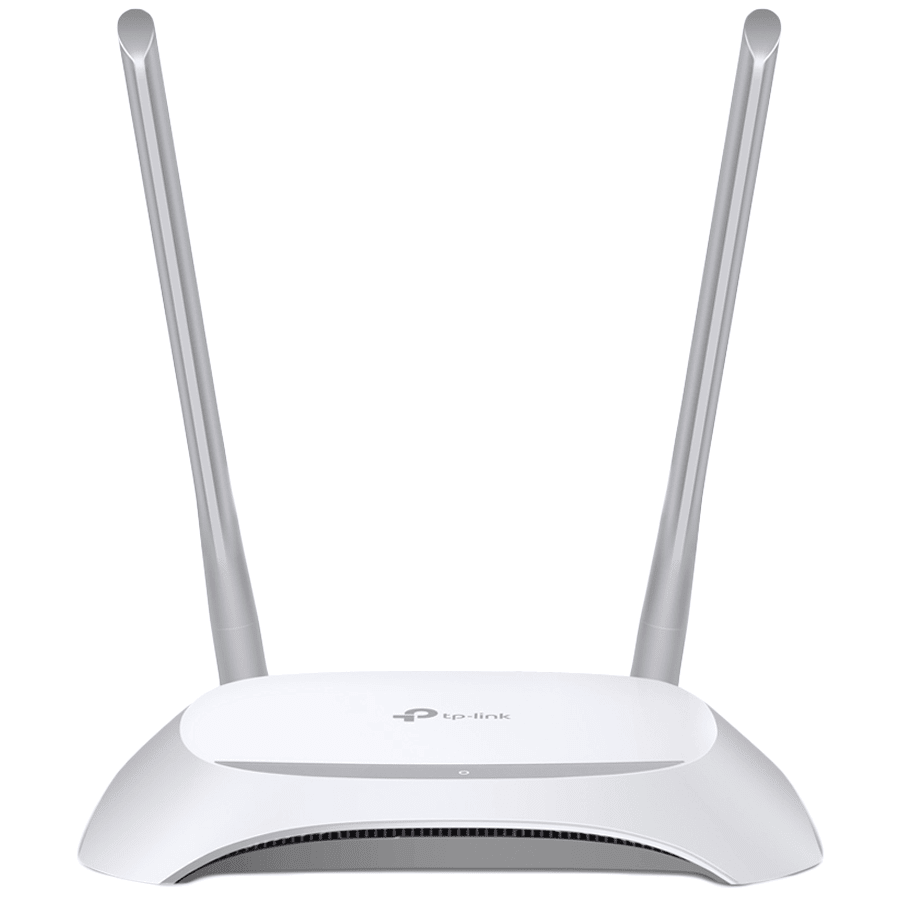 Tp-Link Single Band Wireless Router (TL-WR840N, White)