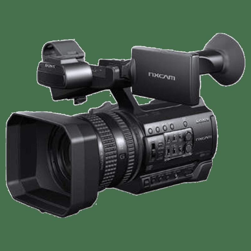 Sony 20 MP Handycam (HXR-NX100, Black)