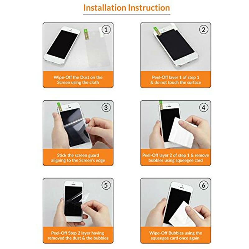 Scratchgard Tempered Glass Screen Protector for Samsung Z2 (Clear)_4