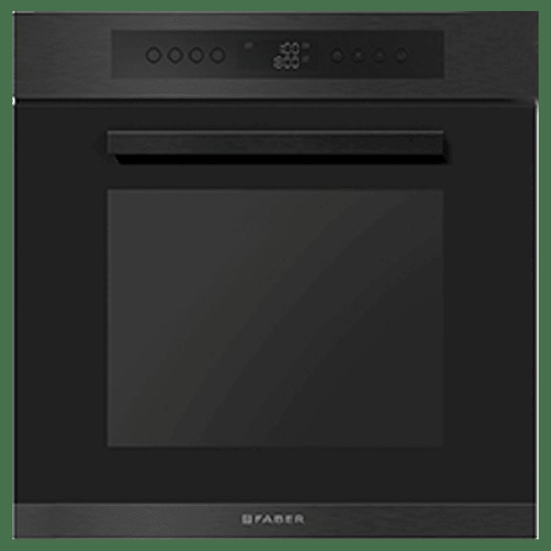 Faber 80 Litres Built-in Oven (Sensor Touch Control, FBIO 10F BS, Black)