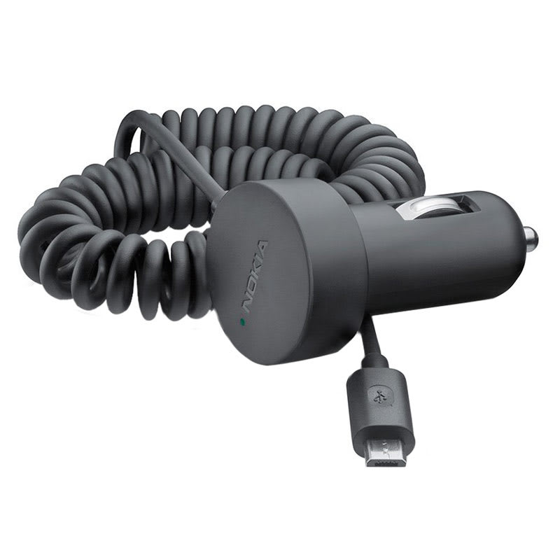 Nokia DC-17 MicroUSB Car Charger (As Per Stock Availability)_2