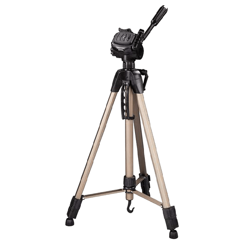 Hama Star 62 160 cm Height Tripod (4162, Black)