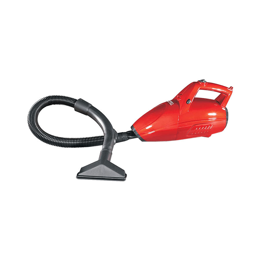 Eureka Forbes Super Clean 800 Watts Dry Vacuum Cleaner (0.5 Litres Tank, Red)