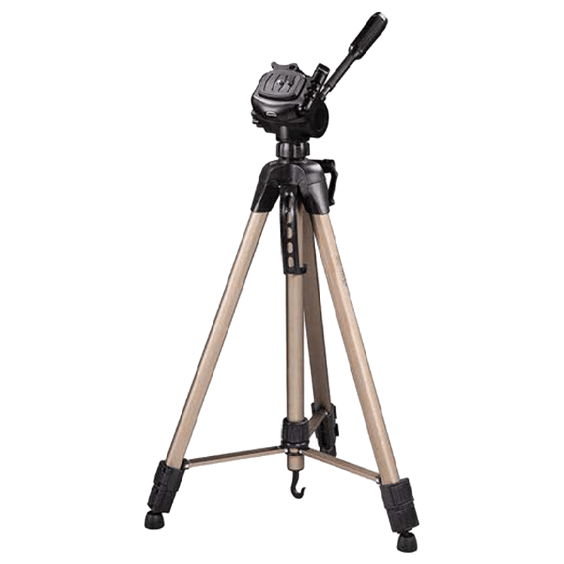 Hama Star 63 166 cm Height Tripod (4163, Black)