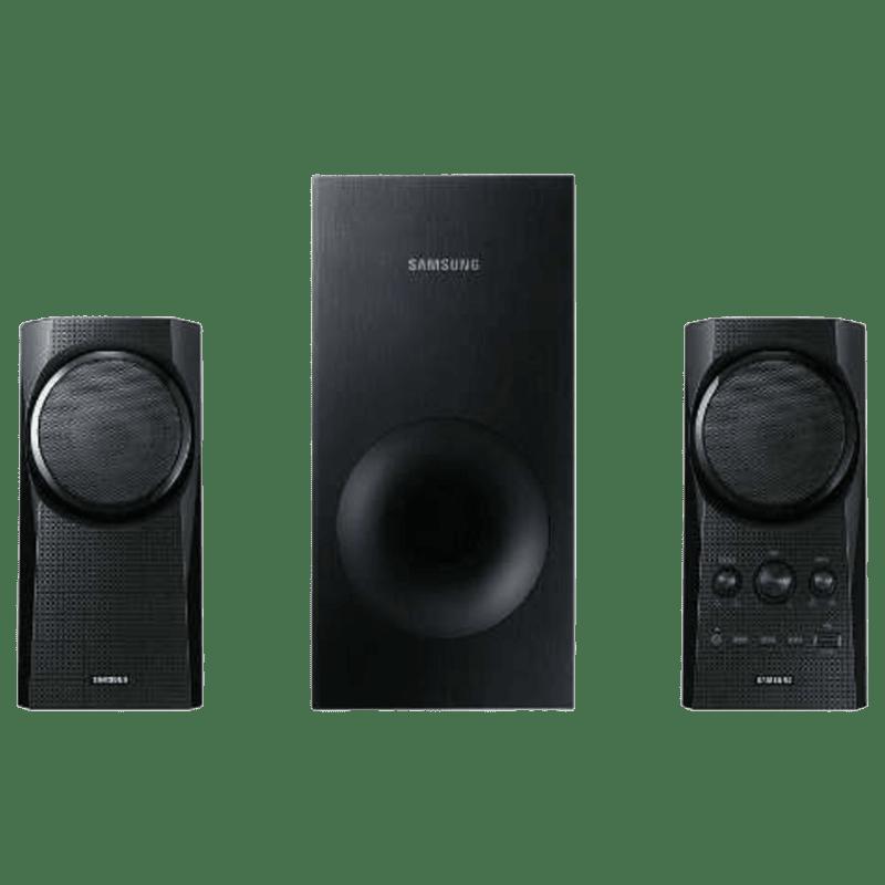 Samsung 2.1 Channel Multimedia Speaker (HW-K20/XL, Black)