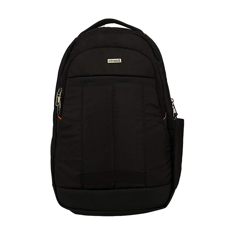 Croma 17 inch Laptop Backpack (CRXL5206, Black)