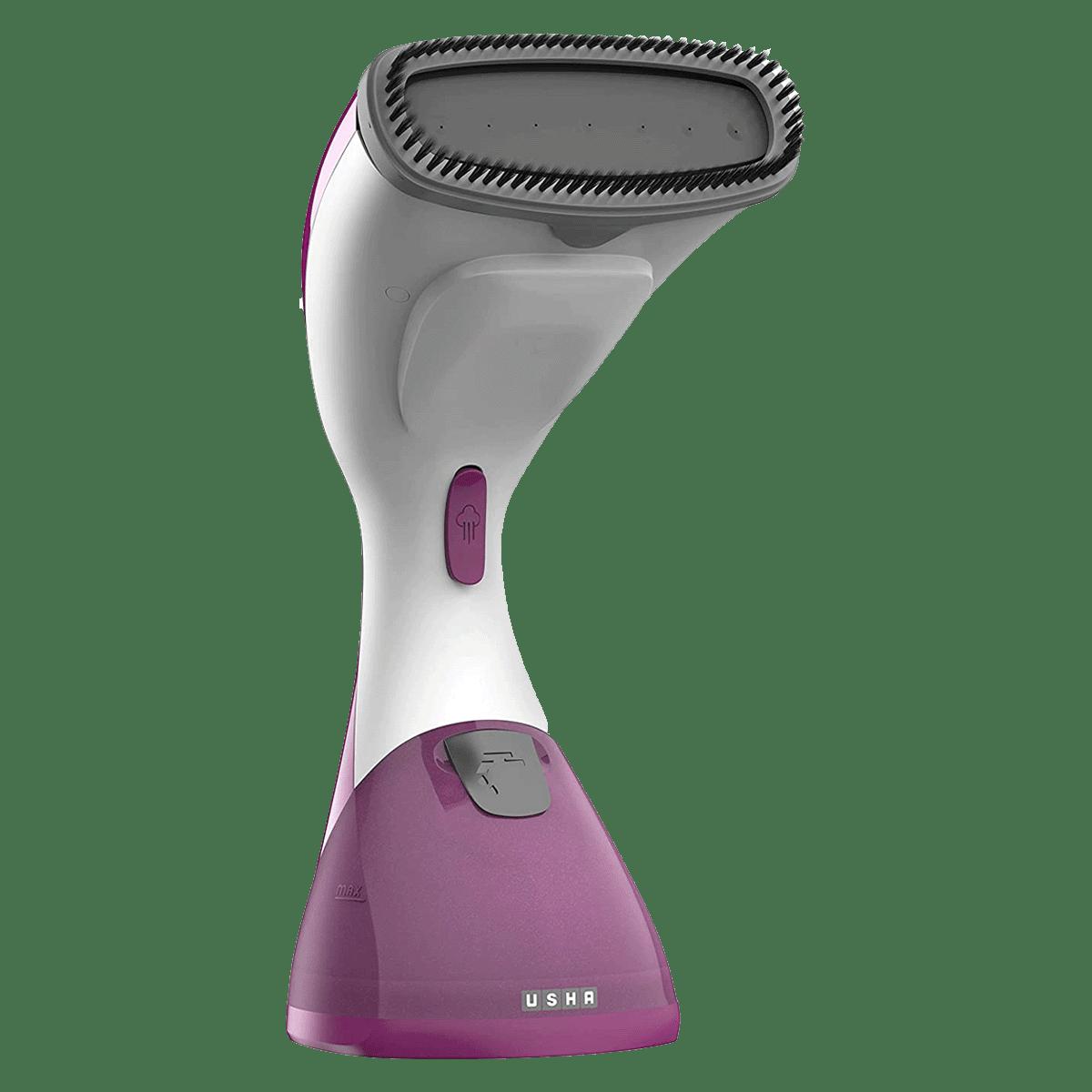 Usha Techne 1000 Watts 200 ml Garment Steamer (TechneGS, Purple)