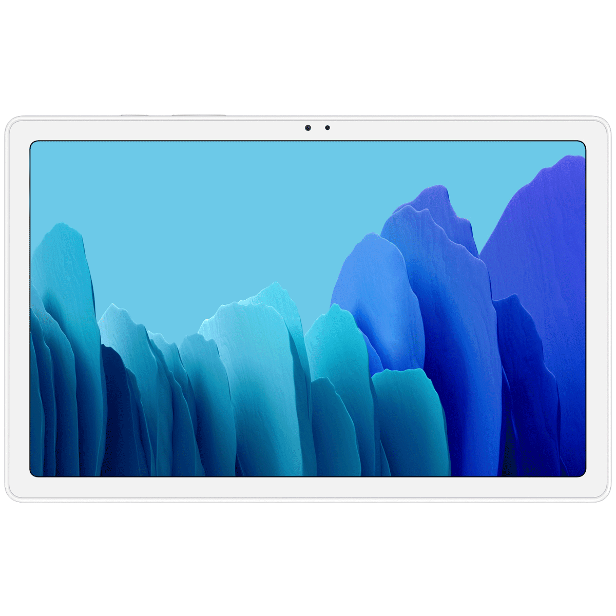 Samsung Galaxy Tab A7 WiFi + 4G Android Tablet (Android 10, Qualcomm Snapdragon 662, 26.41 cm (10.4 Inch), 3GB RAM, 32GB ROM, SM-T505NZSPINU, Silver)