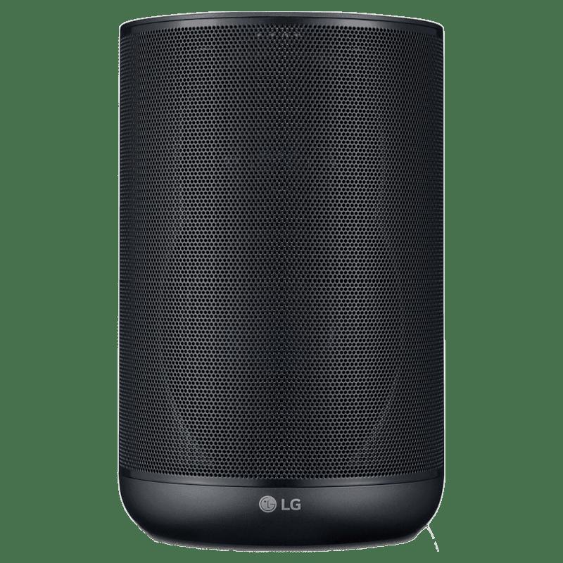 LG Xboom AI ThinQ WK7 Bluetooth Speaker (Black)