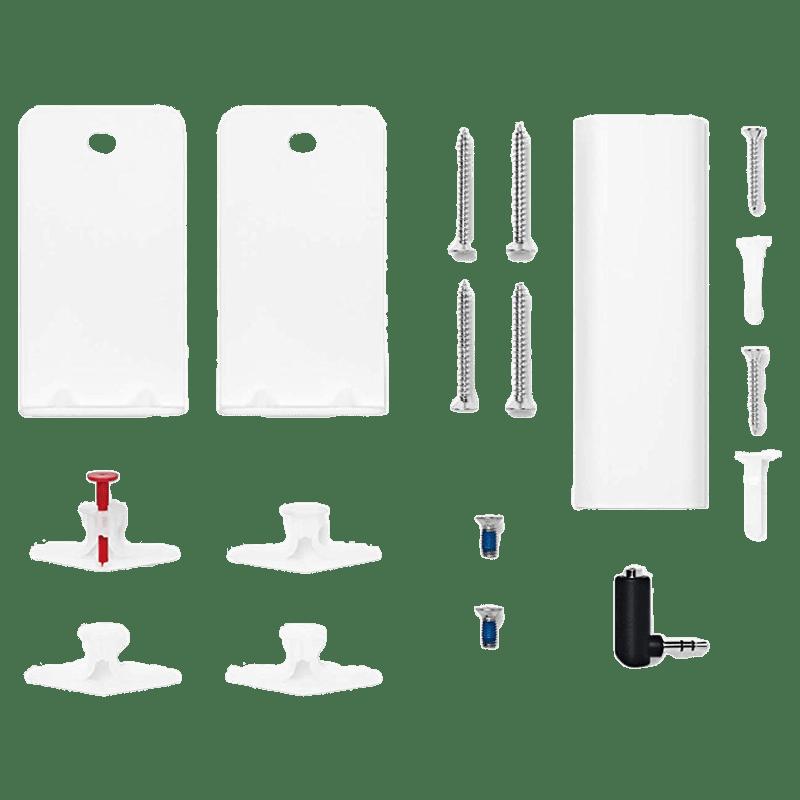 Bose Soundbar Wall Bracket Kit (802171-0020, White)