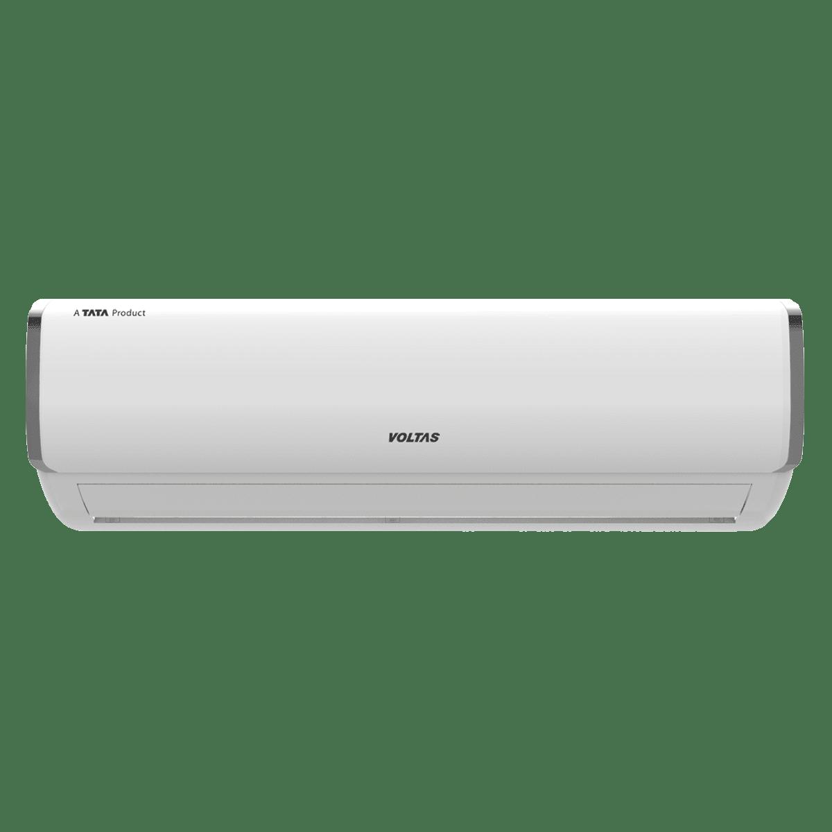 Voltas 1.5 Ton 5 Star Inverter Split AC (Copper Condenser, 185V MZQ, White)