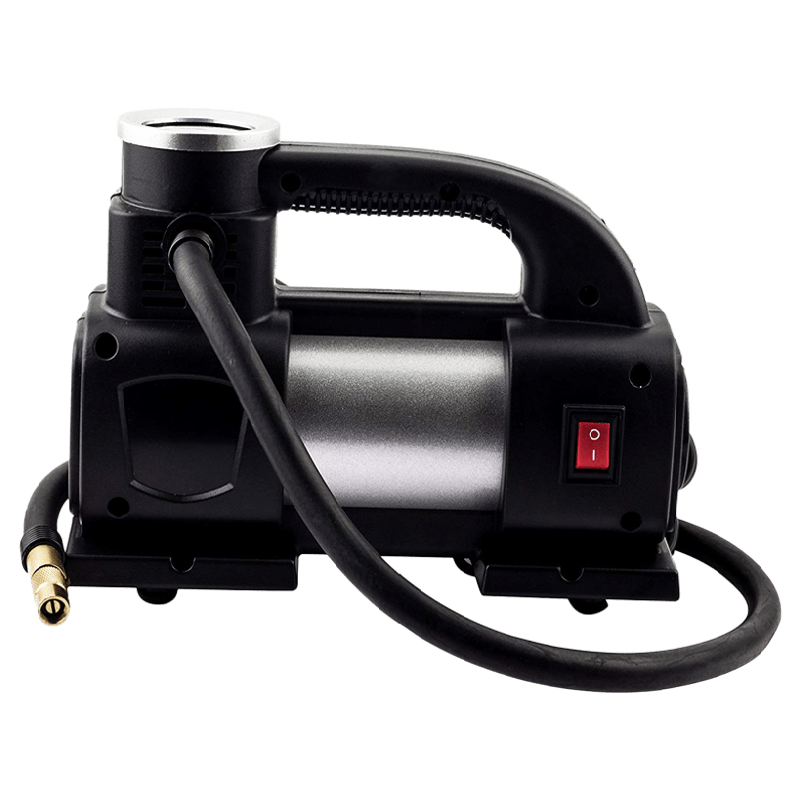 RNG Eko Green Heavy Duty Supersonic High Speed Tyre Inflator for Car/Bike with LED (RNG 1313, Black)_4