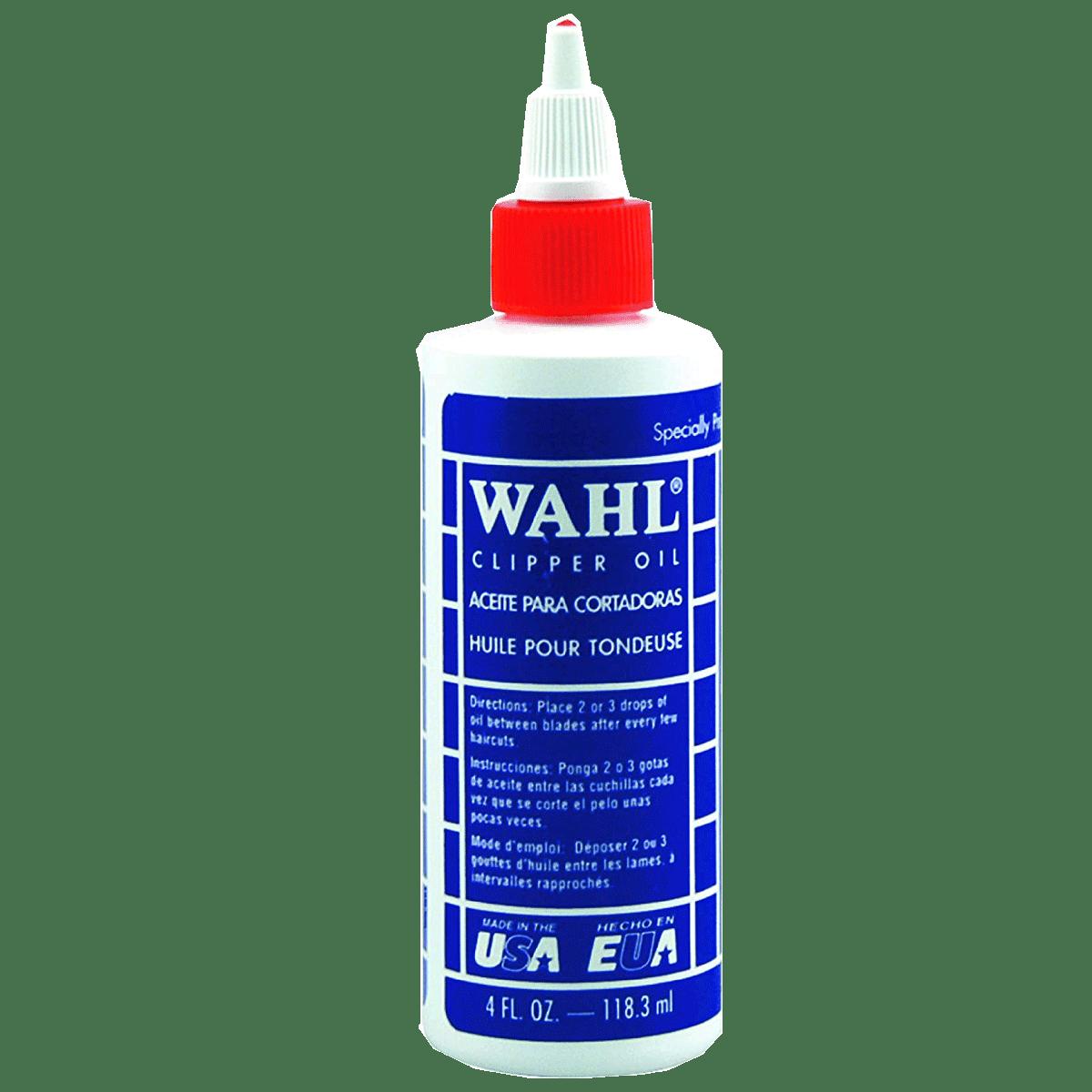 WAHL Clipper Blade Oil (03310-024, White)