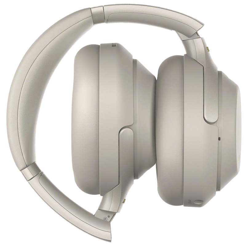 Sony WH-1000XM3 Wireless Noise Cancelling Headphones (Silver)_4