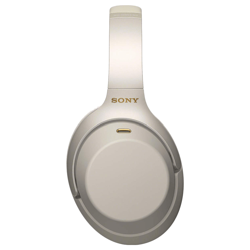 Sony WH-1000XM3 Wireless Noise Cancelling Headphones (Silver)_5