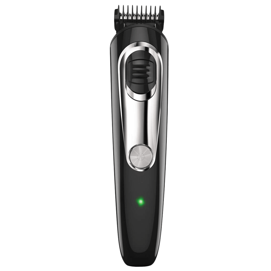 Havells Stainless Steel Blades Cordless Trimmer (Quick Charging, BT5200C, Black)