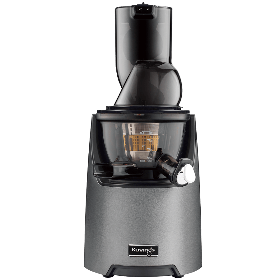 Kuvings Cold Press Slow Juicer (EVO820, Grey)