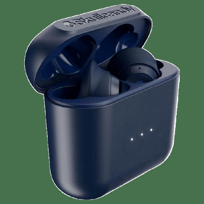 Skullcandy Indy Truly Wireless Earbuds (S2SSW-M704, Indigo)