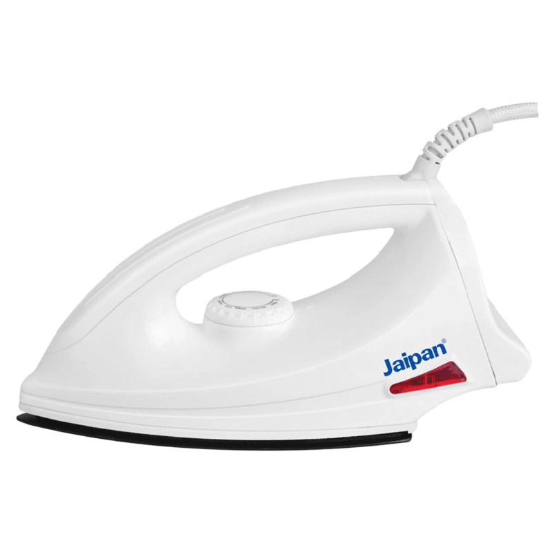 Jaipan Magna 1000 Watt Steam Iron (JPMI0006, White)