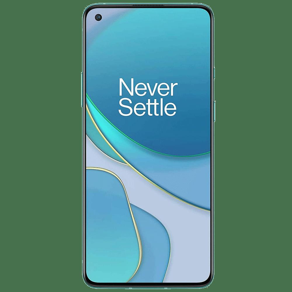 OnePlus 8T (128GB ROM, 8GB RAM, Aquamarine Green)