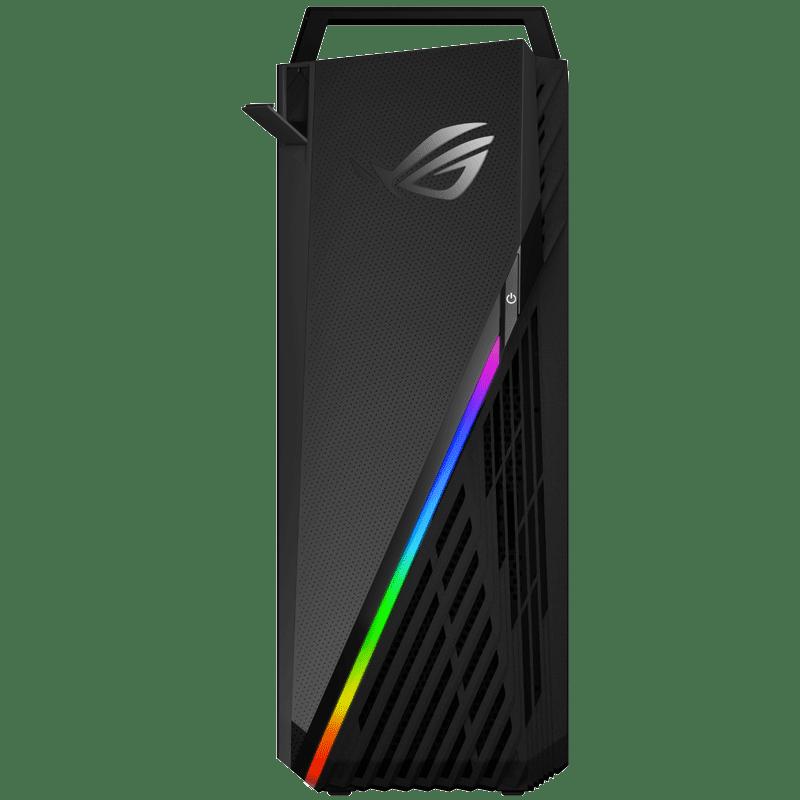 Asus ROG Strix G15DH-IN037T (90PD02V1-M11490) Ryzen 5 Windows 10 Home Gaming CPU (8GB, 1TB HDD + 256GB SSD, NVIDIA GeForce GTX 1650 + 4GB Graphics, Star Black)