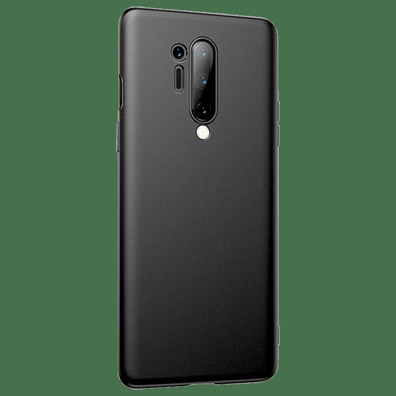 Inbase Ultra Slim TPU Back Case Cover for OnePlus 8 Pro (IBUS-003, Black)