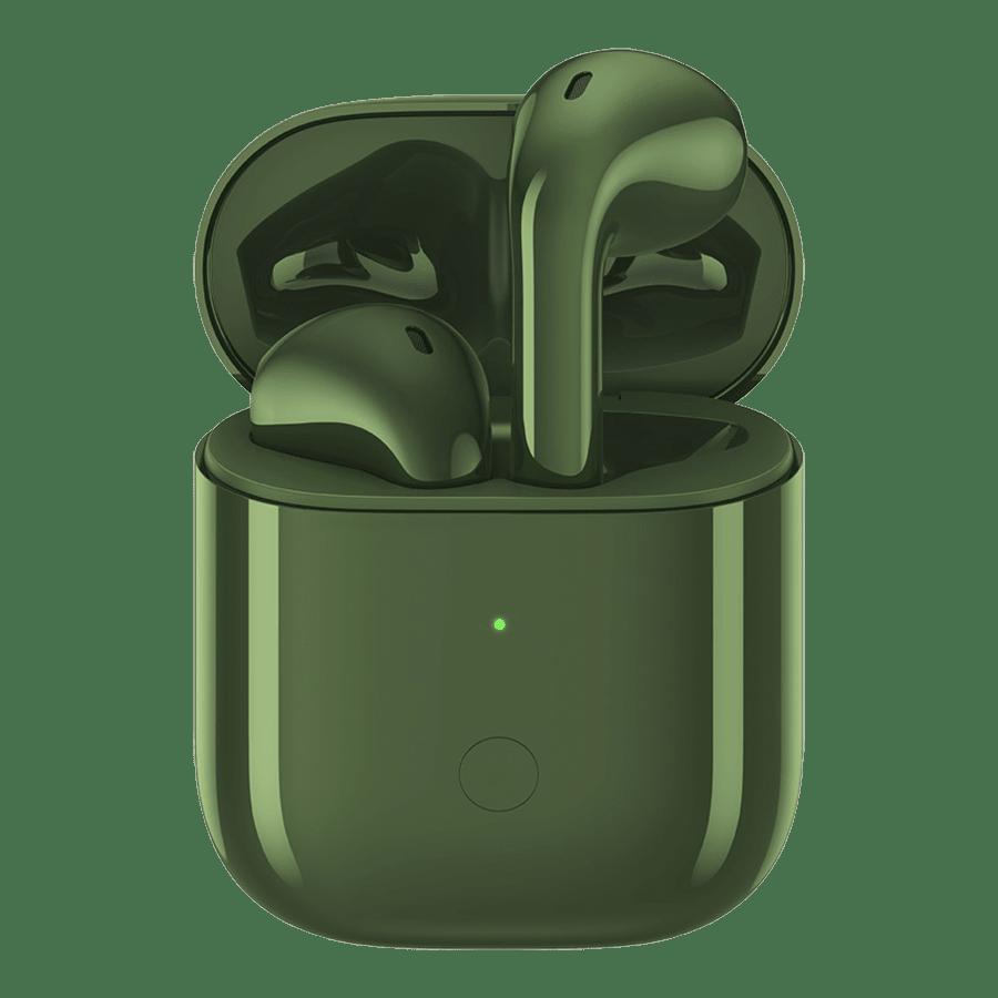Realme Buds Air Neo In-Ear Bluetooth Earbuds (RMA205, Punk Green)