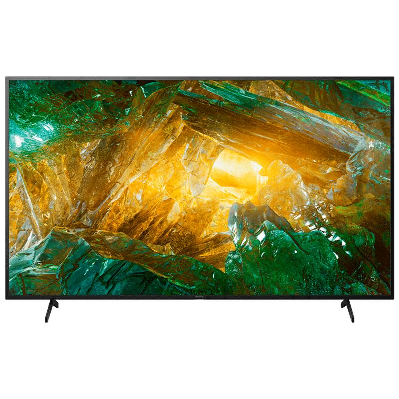 Sony X80H 164cm (65 inch) 4K UHD LED Android Smart TV (65X8000H, Black)