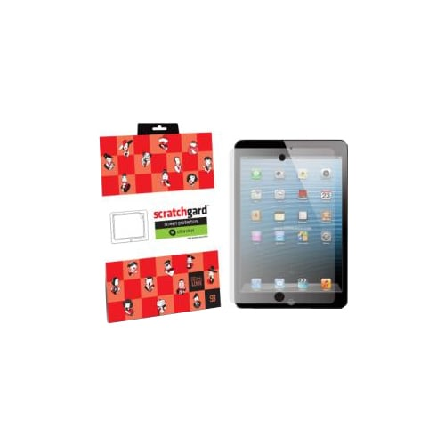 Scratchgard Tempered Glass Screen Protector for Apple iPad Mini/Mini 2/Mini 3 (Transparent)_1