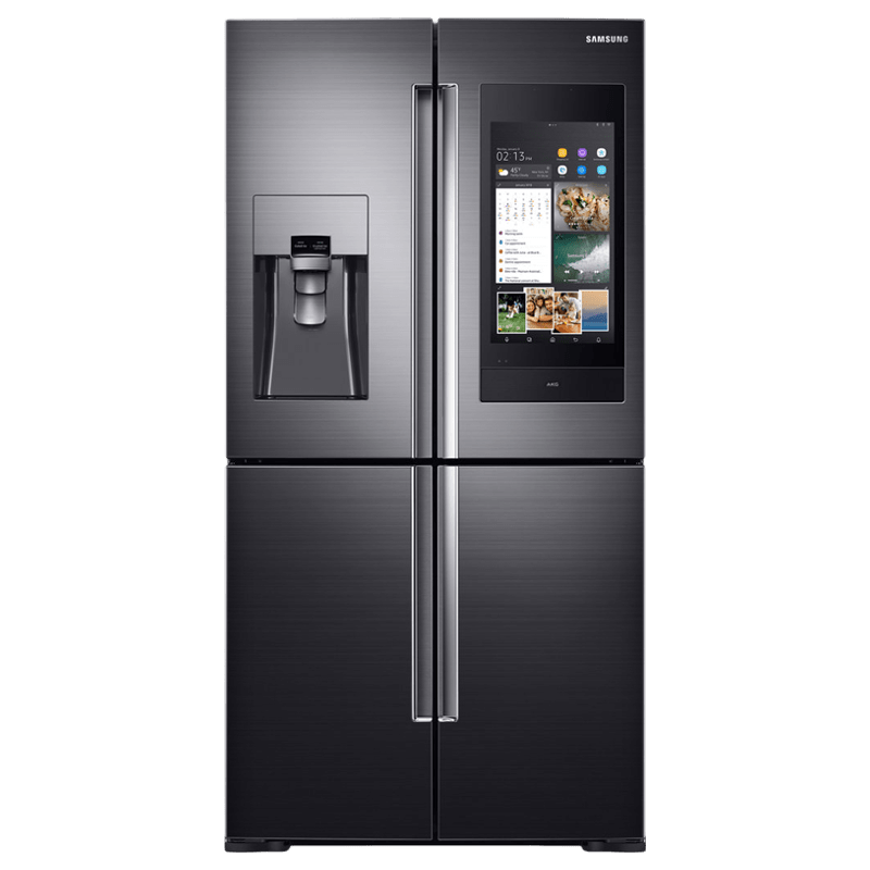 Samsung 810 Litres Digital Inverter Side-by-Side Door Refrigerator (Twin Cooling Plus, RF28N9780SG/TL, Black Inox)