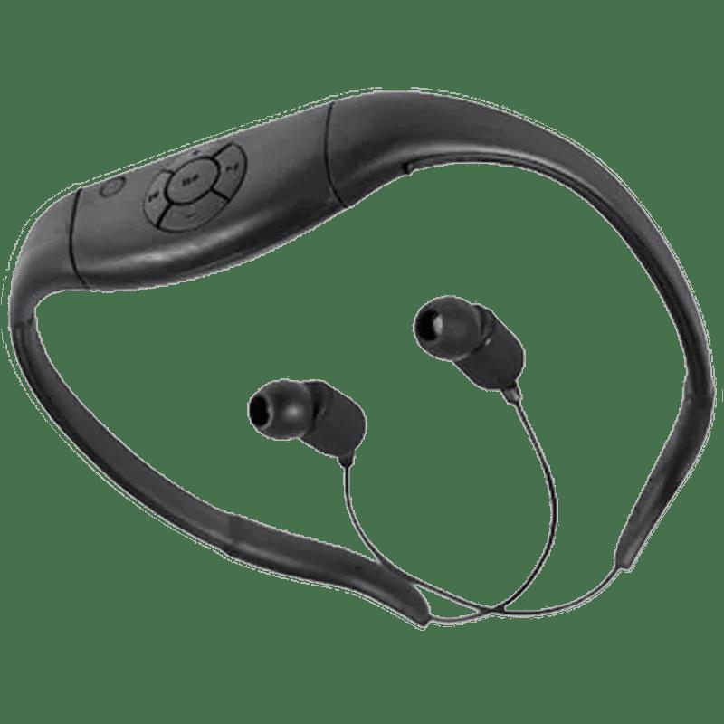 Merlin Swim MP3 Pro Bluetooth Headset (Black)