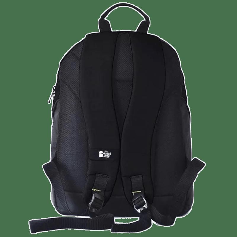 "The Souled Store WWE- Finn Bailor ""Bailor Club"" 30 Litres Laptop Backpack (Black)_3"