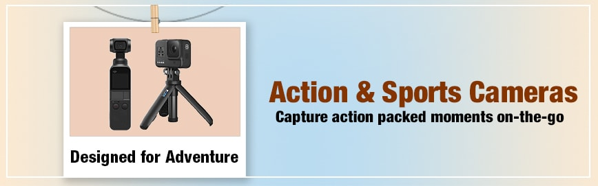 Action & Sports Cameras