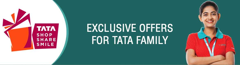 TATA Shop Share Smile
