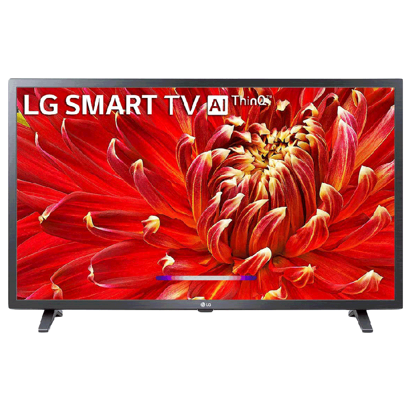 LG 81.28 cm (32 Inch) HD Ready LED Smart TV (32LM636B, Black)