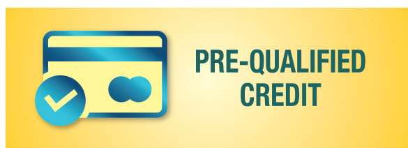 Pre-Qualified Credit
