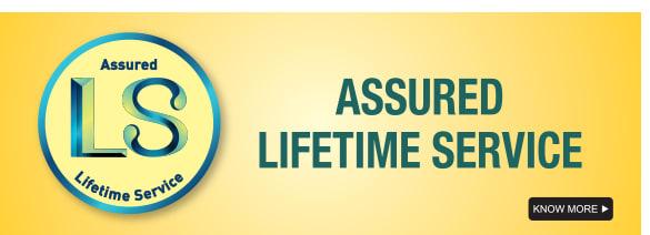 Assured Lifetime Service