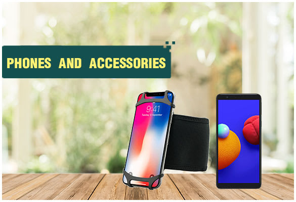 Phones and Accessories