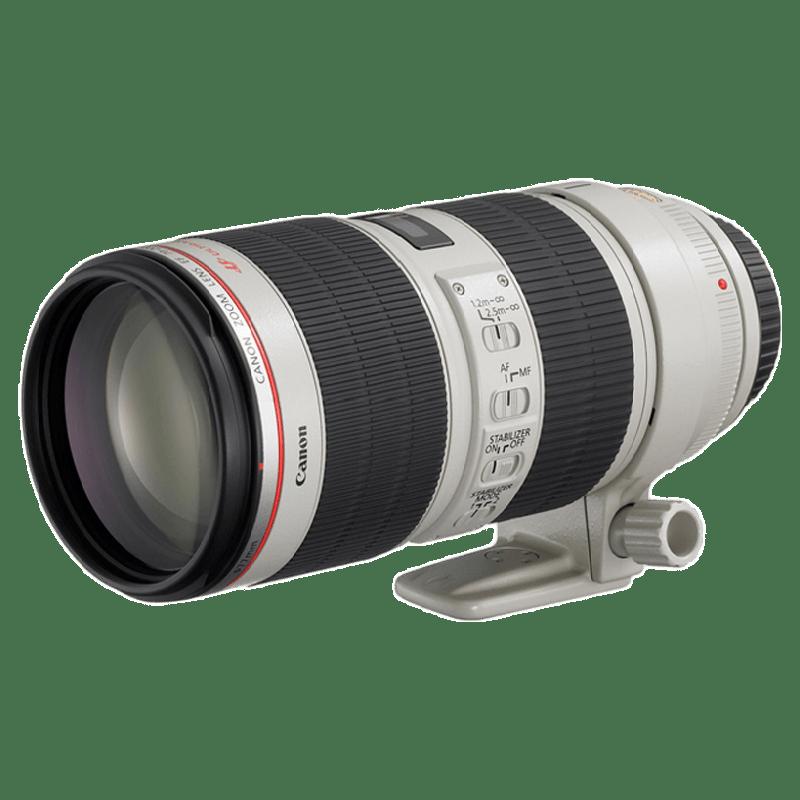 Canon EF 70-200 1:2.8L ET-83 I F2.8 Lens (Black)