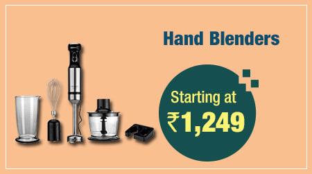 Hand Blenders