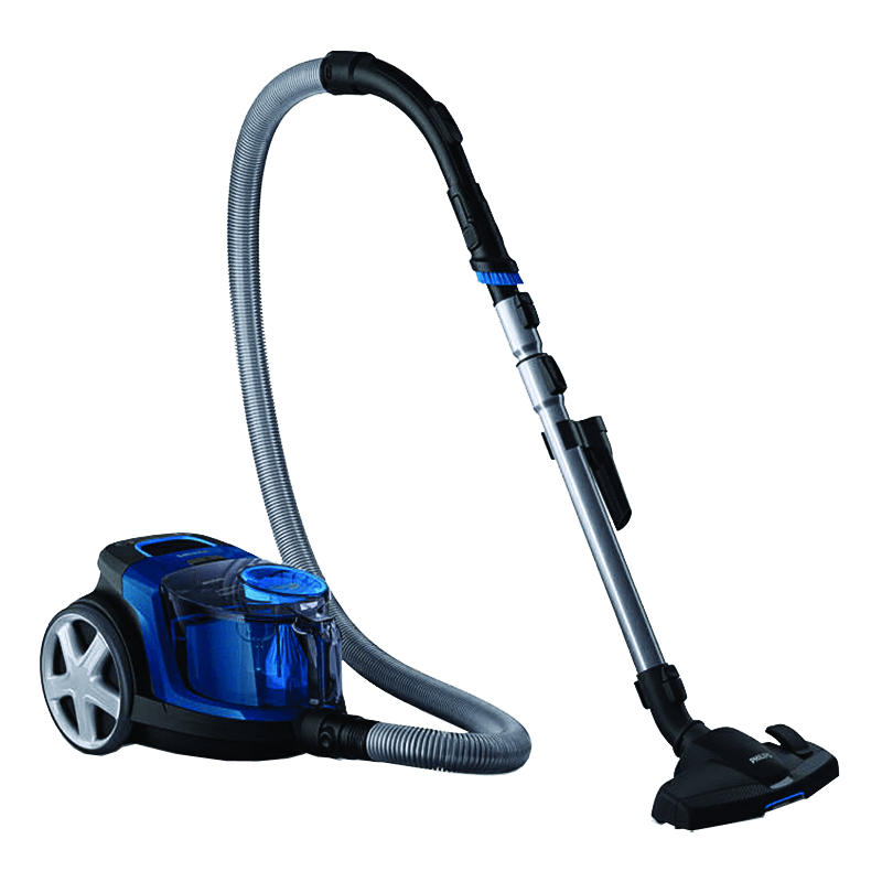 Philips PowerPro Compact 1900 Watts Dry Vacuum Cleaner (1.5  Litres Tank, FC9352/01, Dark Royal Blue)